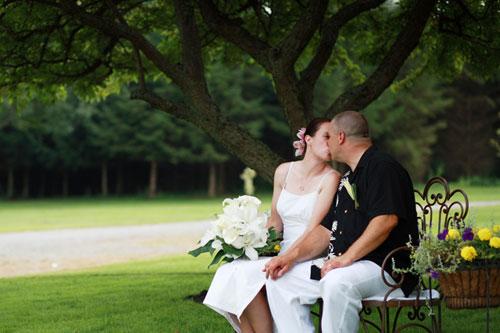 Finger Lakes B&B Weddings