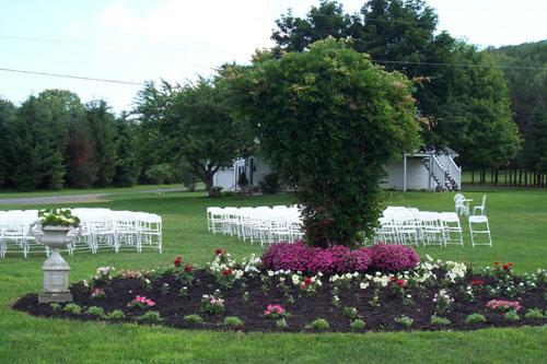 Finger Lakes B&B Wedding Location