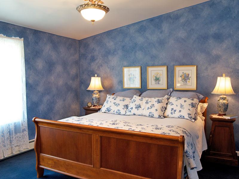 The Madigan Suite Bedroom