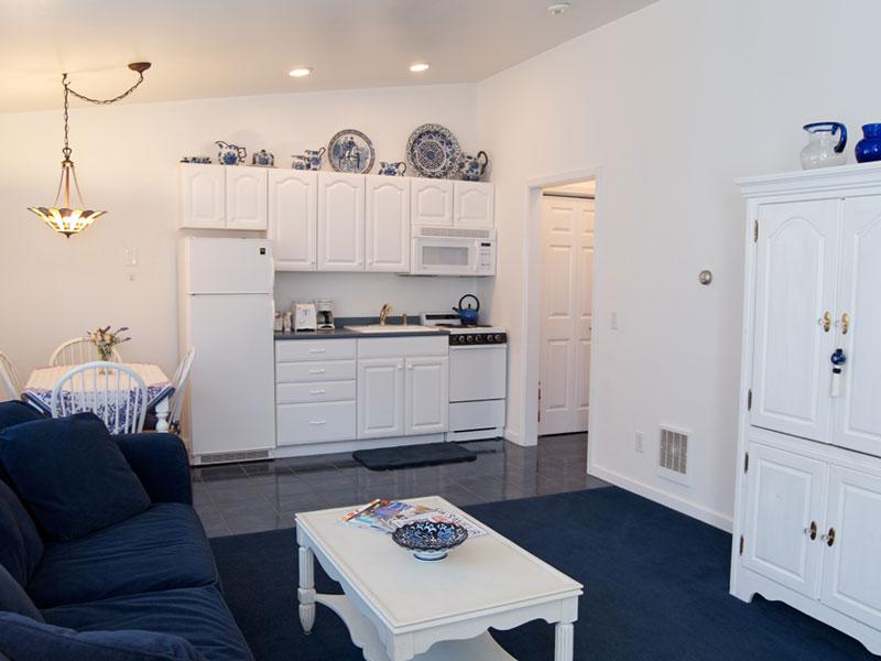 The Madigan Suite Kitchen