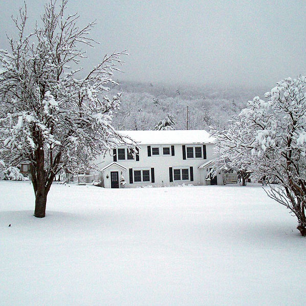 Winter in The Finger Lakes